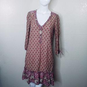 H&M Midi dress.
